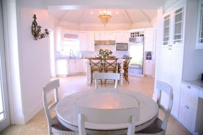 Open Dining & Kitchen